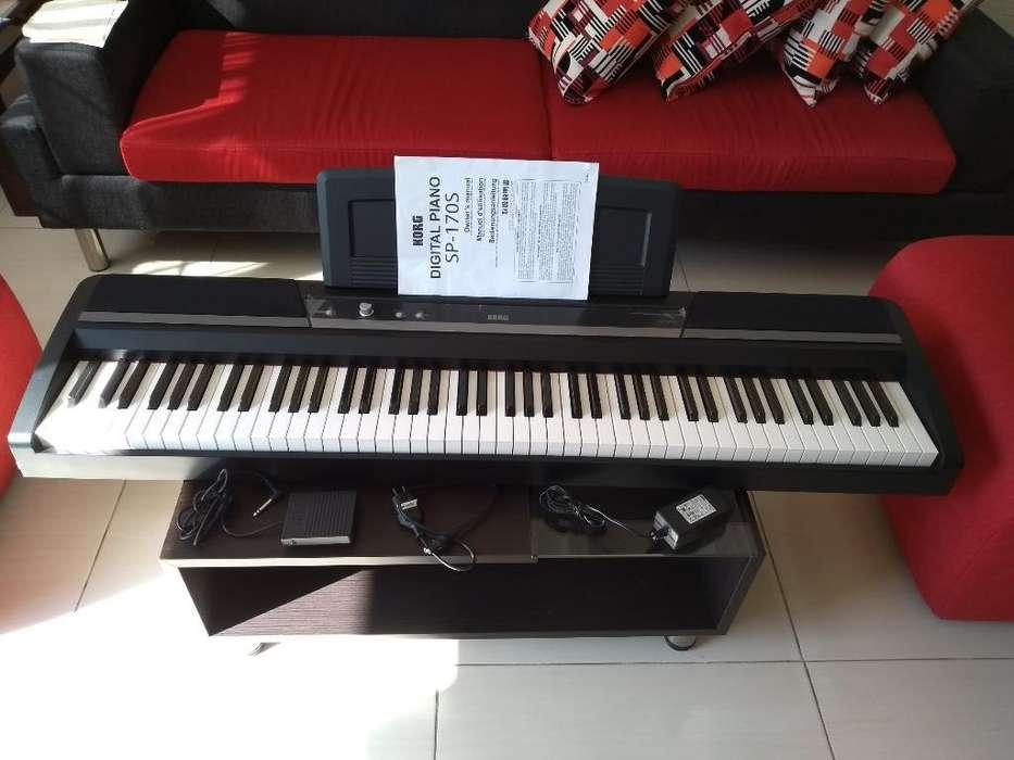 Vendo Piano Digital Nuevo