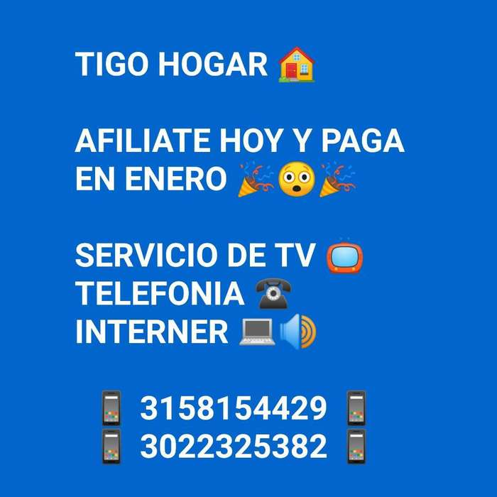 Hogar Tigo