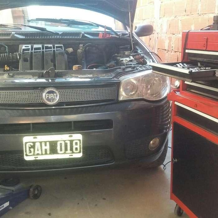Mecanica Y Electricidad Del Automotor