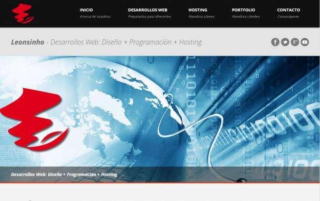 diseño de paginas web en capital federal