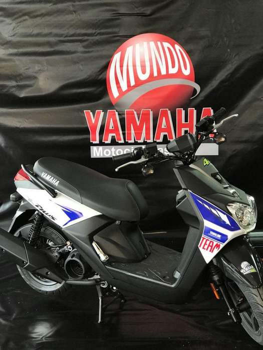 <strong>yamaha</strong> BWS X FI MY 46 EDITION MODELO 2020