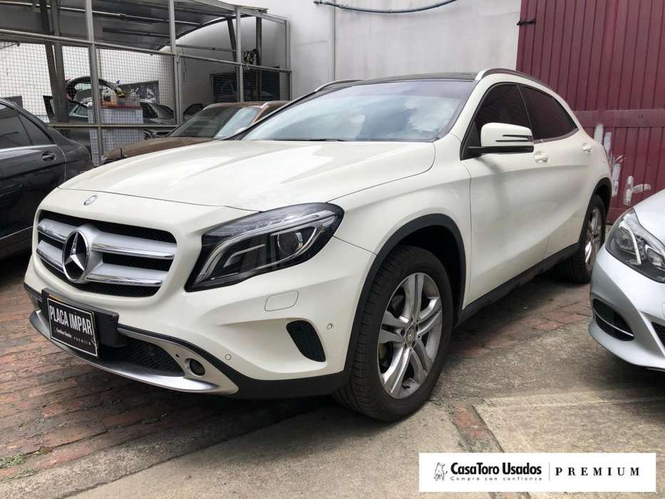 <strong>mercedes</strong>-Benz Clase GLA 2016 - 41500 km