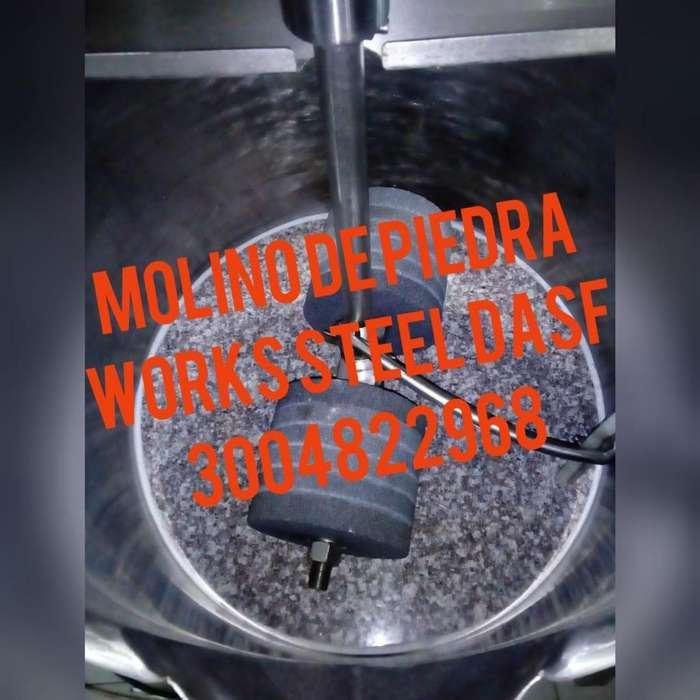 molino de piedra cacao. peletizadora pulverizador molino mezclador silo marmita desplumadora despulpadora