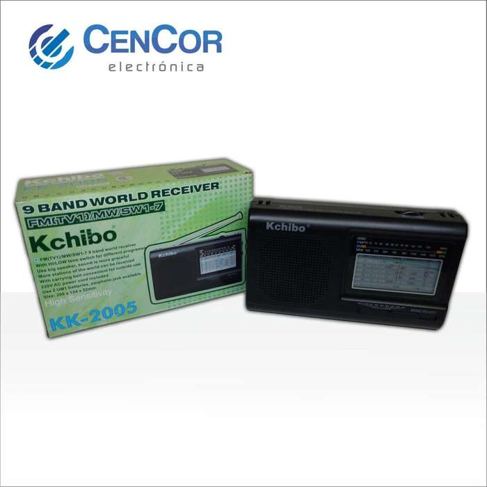 Radio Kchibo 2005! CenCor Electrónica