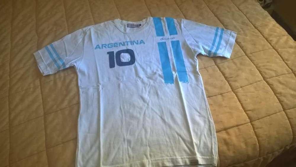 Remera Argentina Talle S