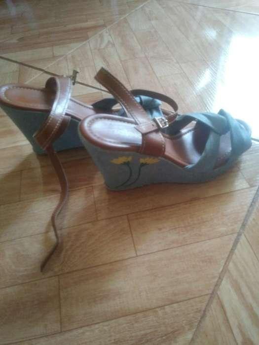 Lindos Zapatos Marca Azaleia