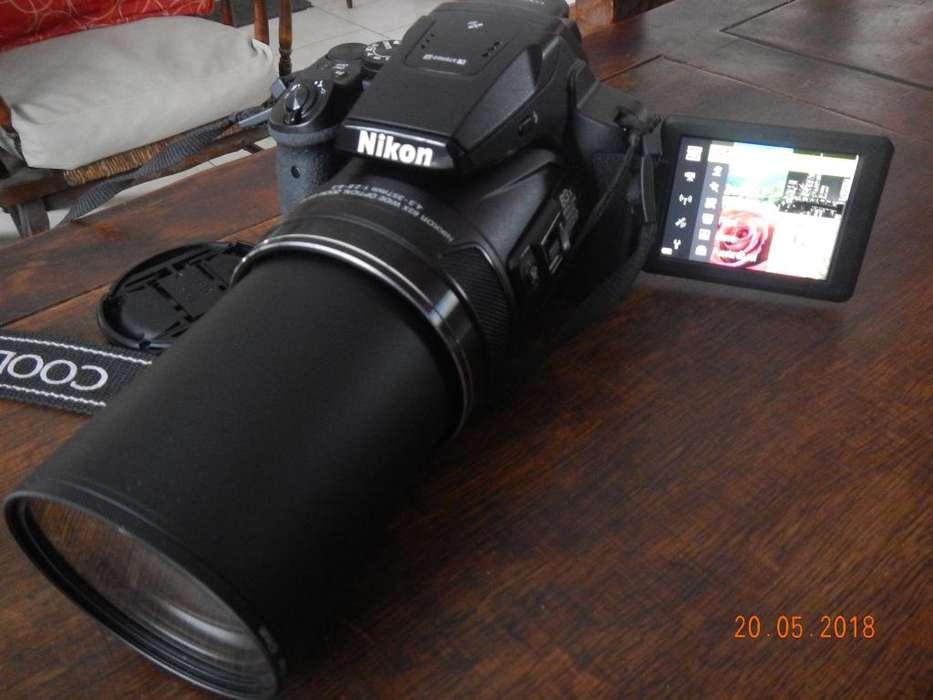 Vendo Nikon P 900 en Caja 30 Mil Pesos 2235829881 ALEJANDRO