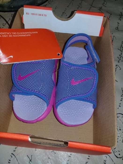 Sansalias Nike Originales Talle 23