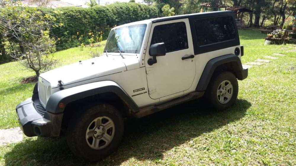 <strong>jeep</strong> Wrangler 2012 - 55000 km
