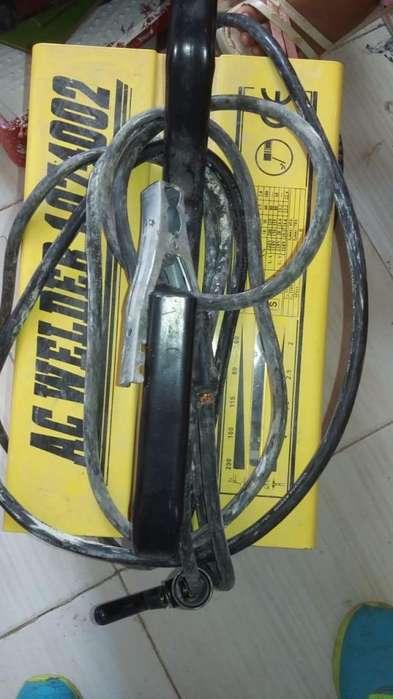 Alquiler de maquina de Soldar 110 220 volt. Portátil