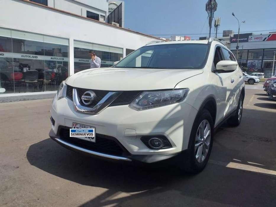 Nissan X-Trail 2017 - 25988 km