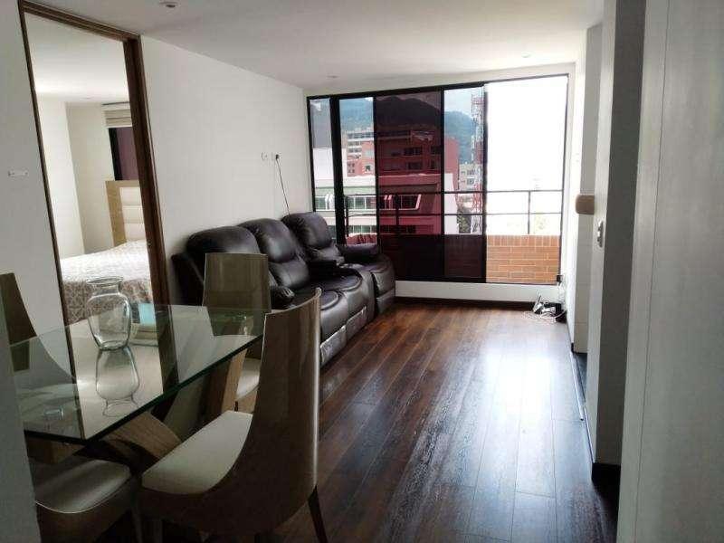 Apartamento En Venta En Bogota Santa Barbara Central-Usaquén Cod. VBDOL10109487