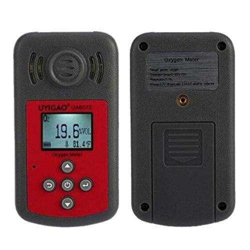 Detector De Oxigeno Portatil O2 Lcd 025 Con Alarma