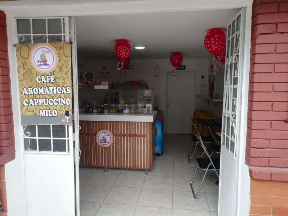 <strong>mobiliario</strong> para Heladeria O Cafeteria