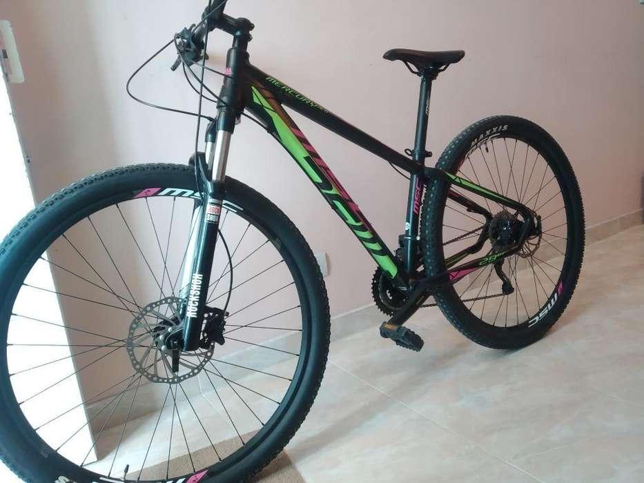 Bicicleta Nueva Española Msc
