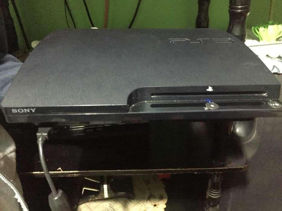 Playstation 3 slim de 1tera usado con juegos instalados