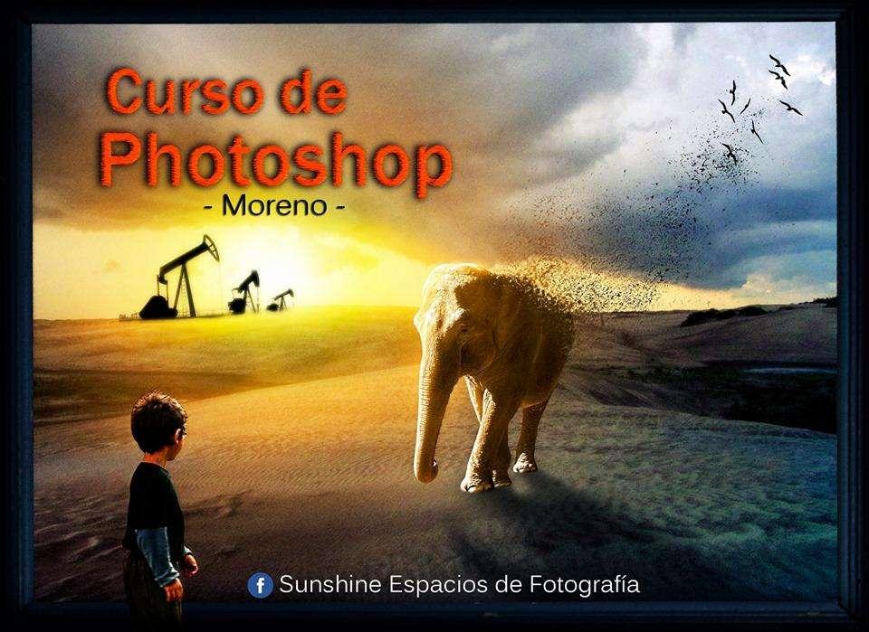 Nuevo curso de Photoshop en Moreno !!!