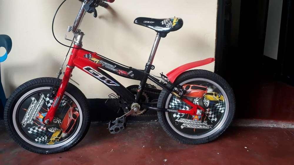 Bicicleta para Niño. Negociable