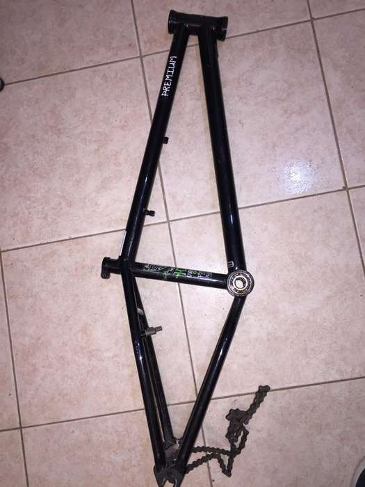 Partes Bmx Nuevas Bicicleta Haro