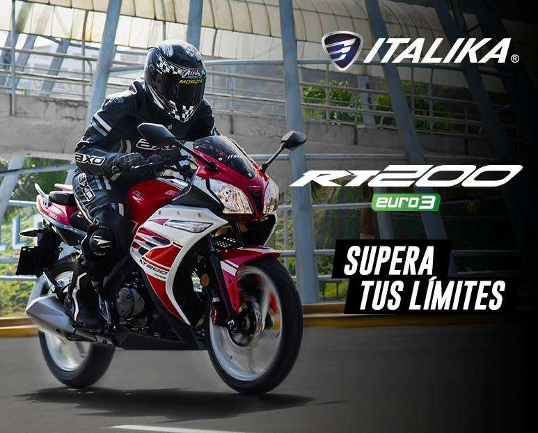 Moto Italika RT 200