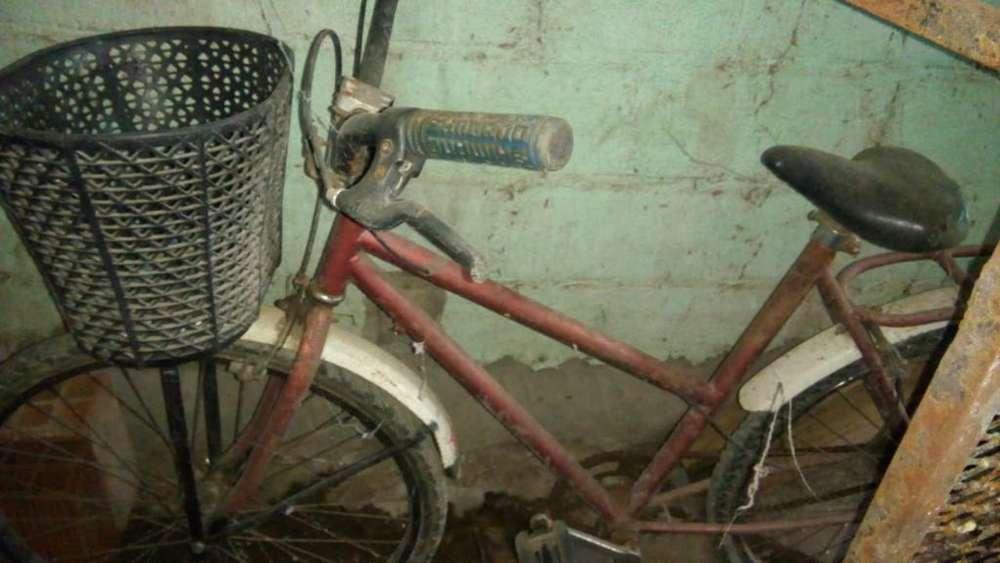 Bicicleta Vendo X Falta de Uso