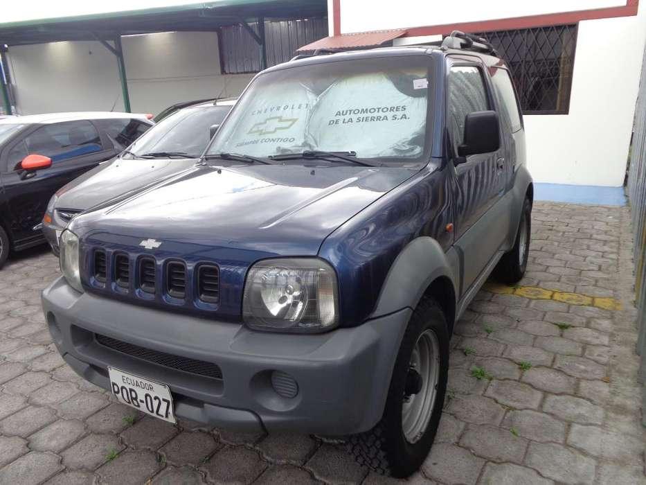Chevrolet Jimny 2005 - 176733 km