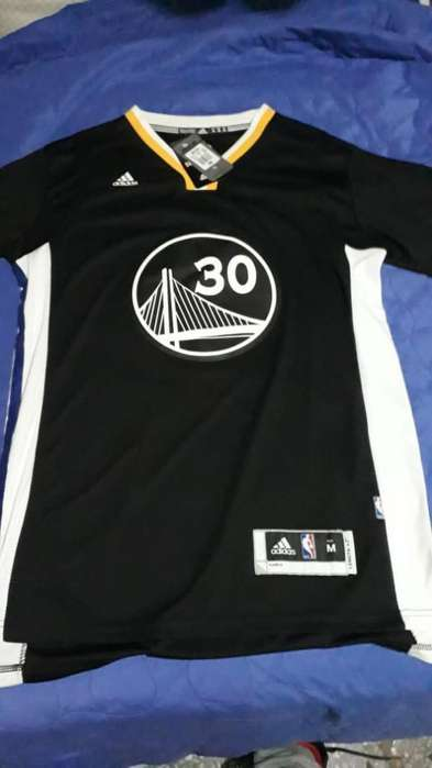 Camiseta NBA Steph Curry Warriors