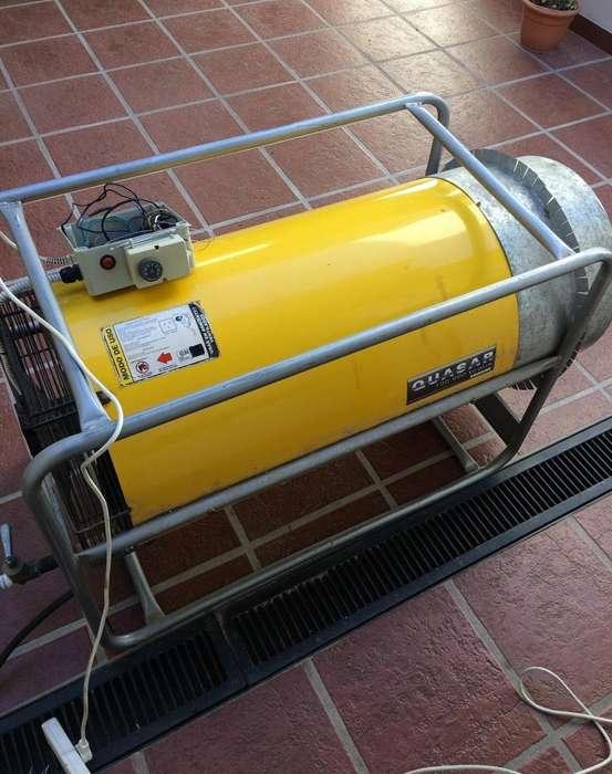 Vendo Generador de aire caliente de 100.000 kcal/h para gas.