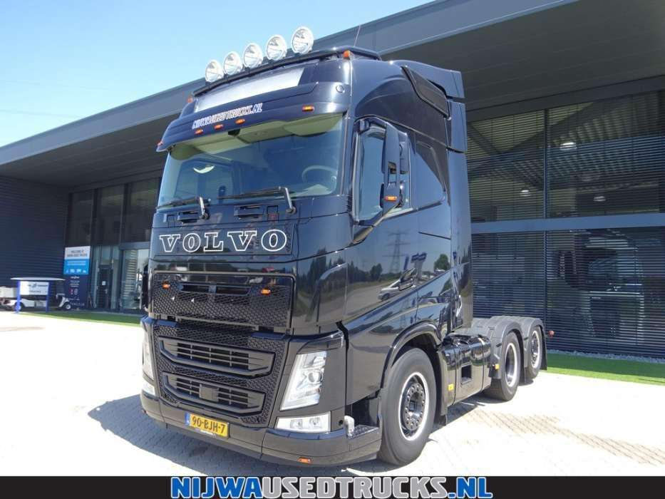 Volvo FH 500 Volledig luchtgeveerd Dynamic Steering - To be Imported