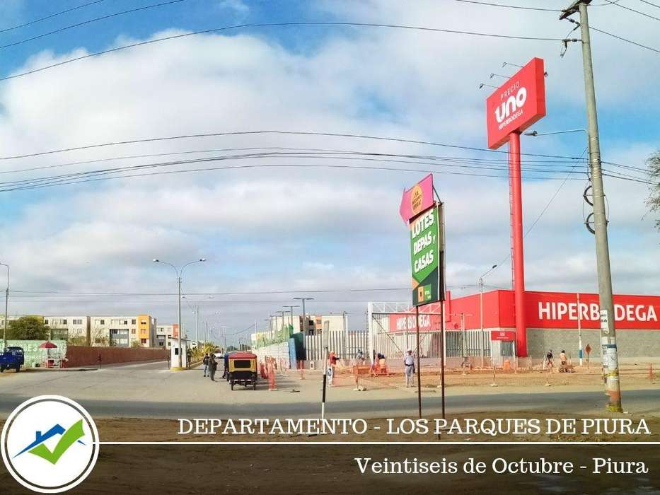 DEPARTAMENTO EN 2DO PISO - LOS PARQUES DE PIURA - wasi_955768