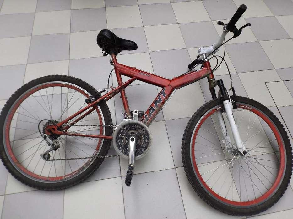 Bicicleta rin 26 perfecto estado
