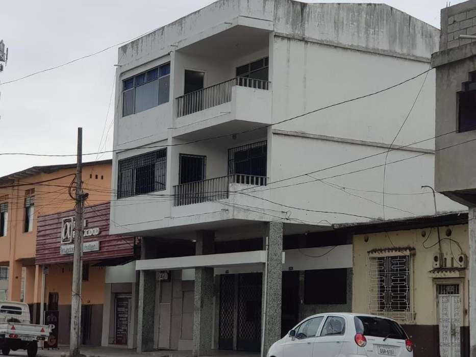 Centro de Gye Vendo Casa Rentera
