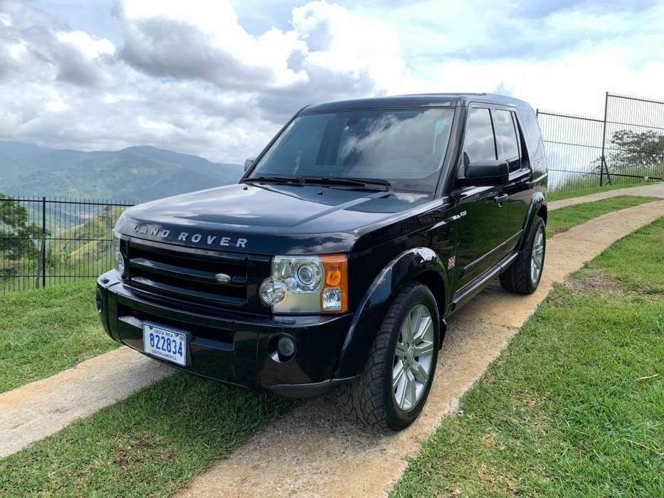 Land Rover Discovery 2009 - 123000 km