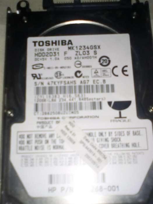 DISCO DURO SAMSUNG Y TOSHIBA PARA PORTÁTIL 200 GB SATA 125MIL WHATSAPP 3002007980