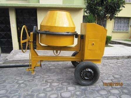 Concretera Para Hormigon Motor 13 Hp