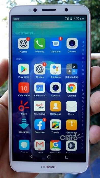 Huawei Y5 2018 Como Nuevo con Factura