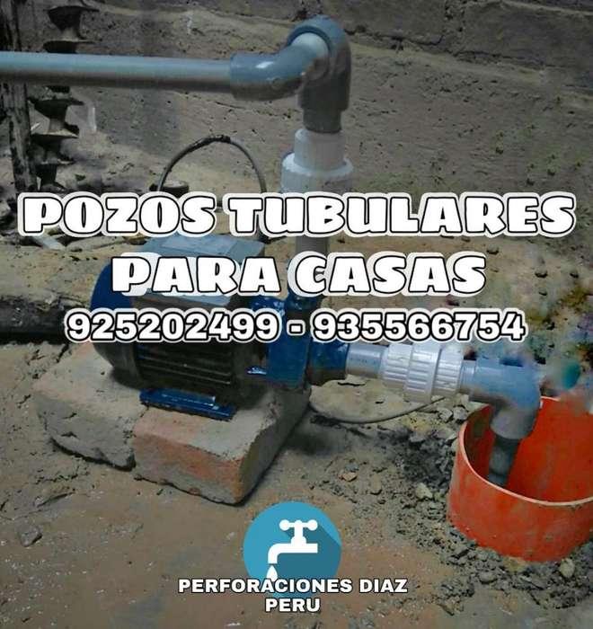 Pozos de Agua Tubulares