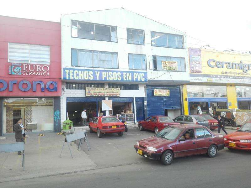 Excelente zona comercial sobre la Av 68 Cerca autopista sur Lote 520 metros para almacenamiento y lo 55335