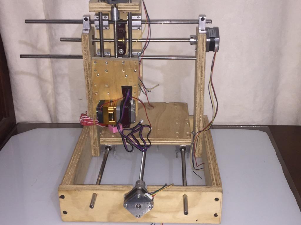 Impresora 3D Estructura