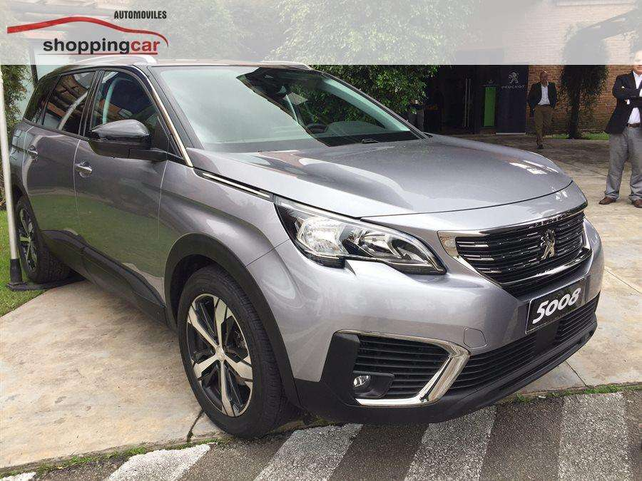 <strong>peugeot</strong> 5008 2019 - 0 km