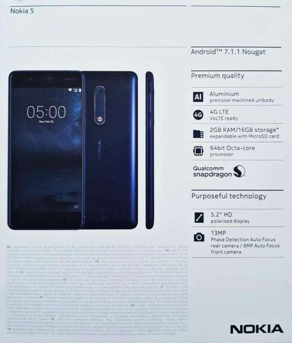 Nokia 5 de 16gb Nuevo Original