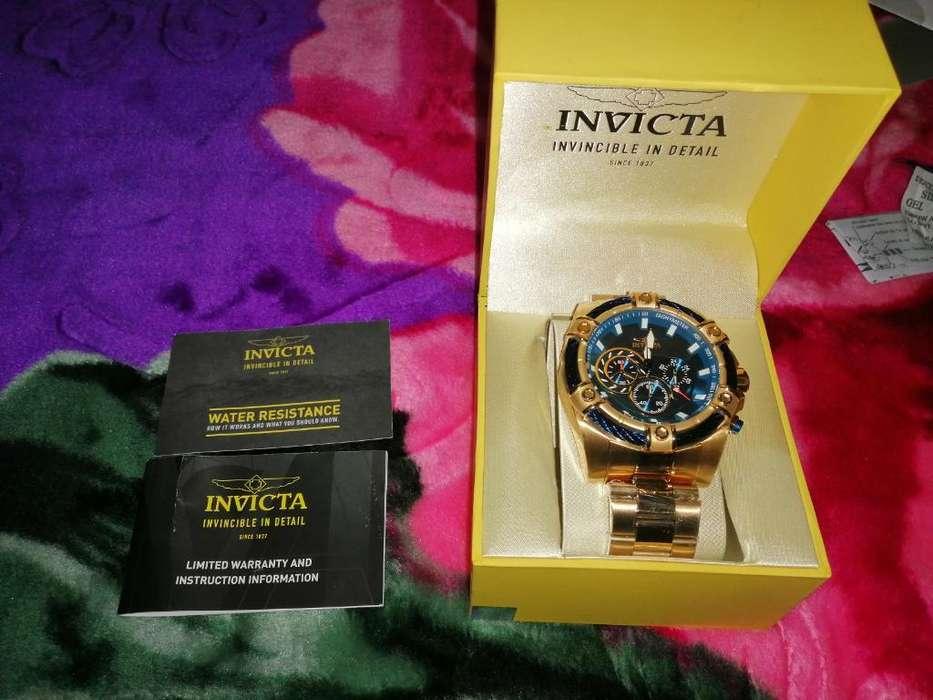 Reloj Invicta Bolts Original