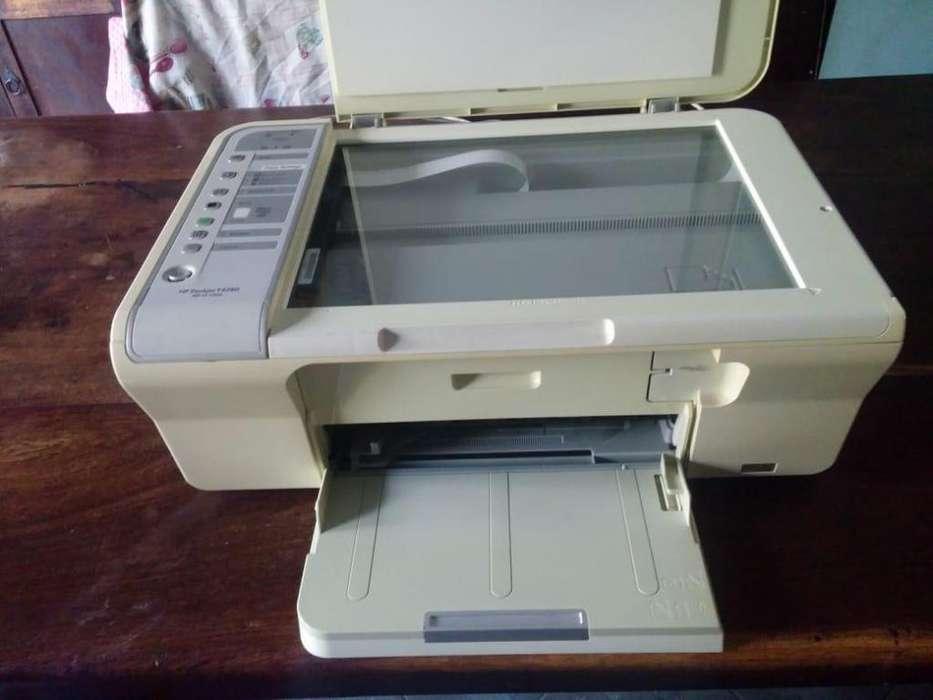 impresora hp multinfuncion