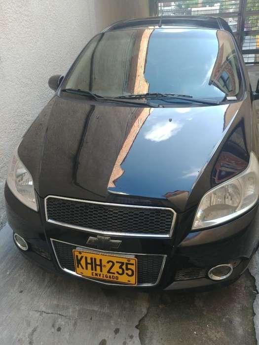 Chevrolet Aveo Emotion 2011 - 118000 km