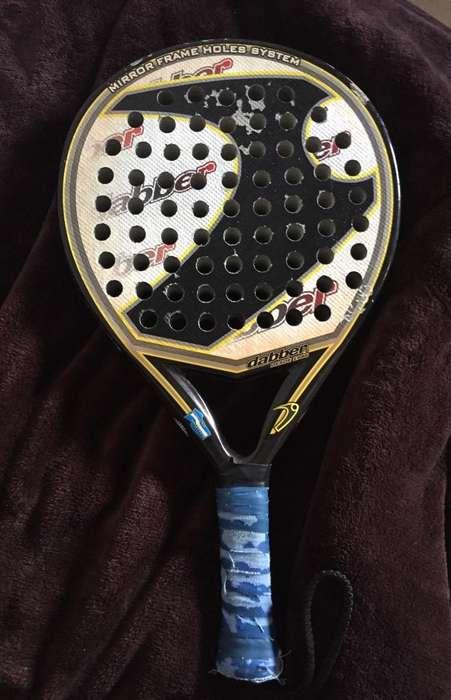 Vendo Raqueta de Paddle