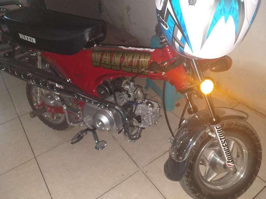 Vento Moto Motor 110 Tres Meses de Uso