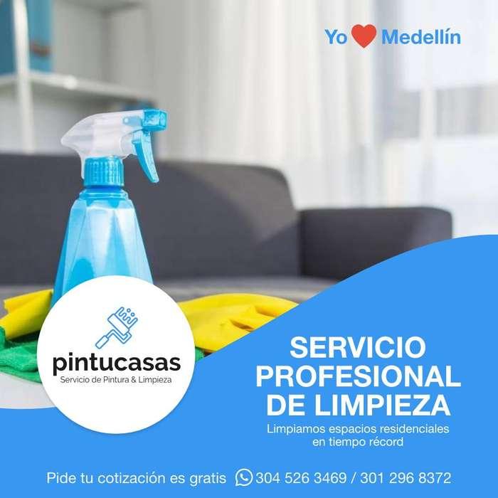 Servicio Profesional de Limpieza