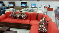 Televisores, Electrodomésticos, Muebles
