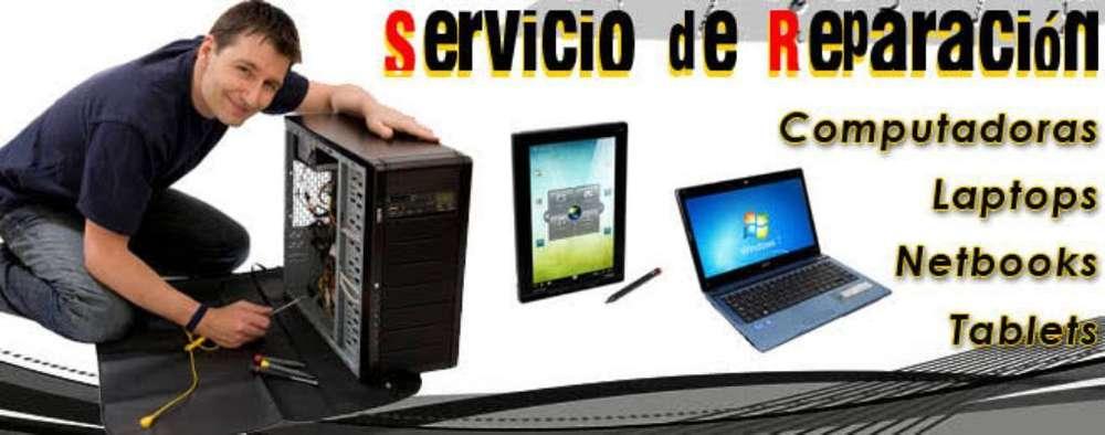 Servicio Técnico Informáticos Y Ventas