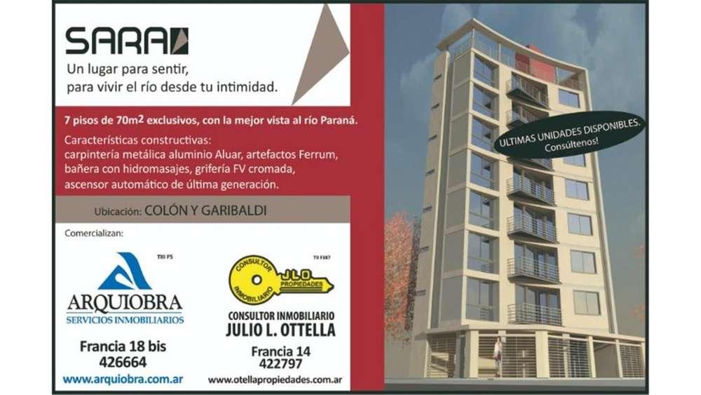 Colon 98 6 - UD 160.000 - Departamento en Venta